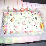 Kuchen für eine Klasse